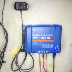 victron blue solar mppt controller 100/50