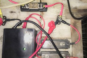 Alternative power wiring